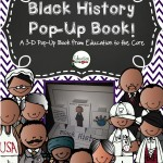 Black History Pop-Up Book!