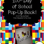 100th Day of School Here We Come!
