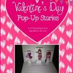 Valentine's Day Pop-Up Book!