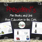 President's Day Mini-Unit and Freebie!