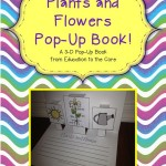 Plants and Flowers Pop-Up Book