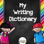 Writing Dictionary For Vocabulary Enrichment!
