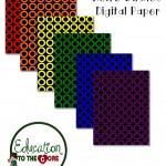 Digital Paper FREEBIE!