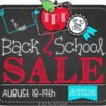 Big TpT Sale Sunday and Monday (8/18-8/19)