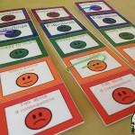 Positive Behavior Desk Plate Freebie!