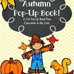 Autumn Pop-Up Book