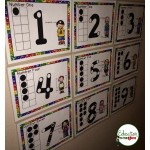 Touch Points Motions for Number Sense!