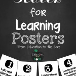 Free Learning Scale Posters!