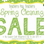 Spring Cleaning SALE! Now's The Time To Save!