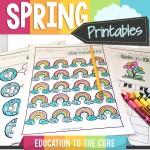 Spring Printables and a Special Freebie!
