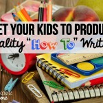 "Get Your Students to Produce Quality ""How To"" Writing"