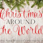 Holiday Book Inspired Crafts and Activities: Christmas Around the World