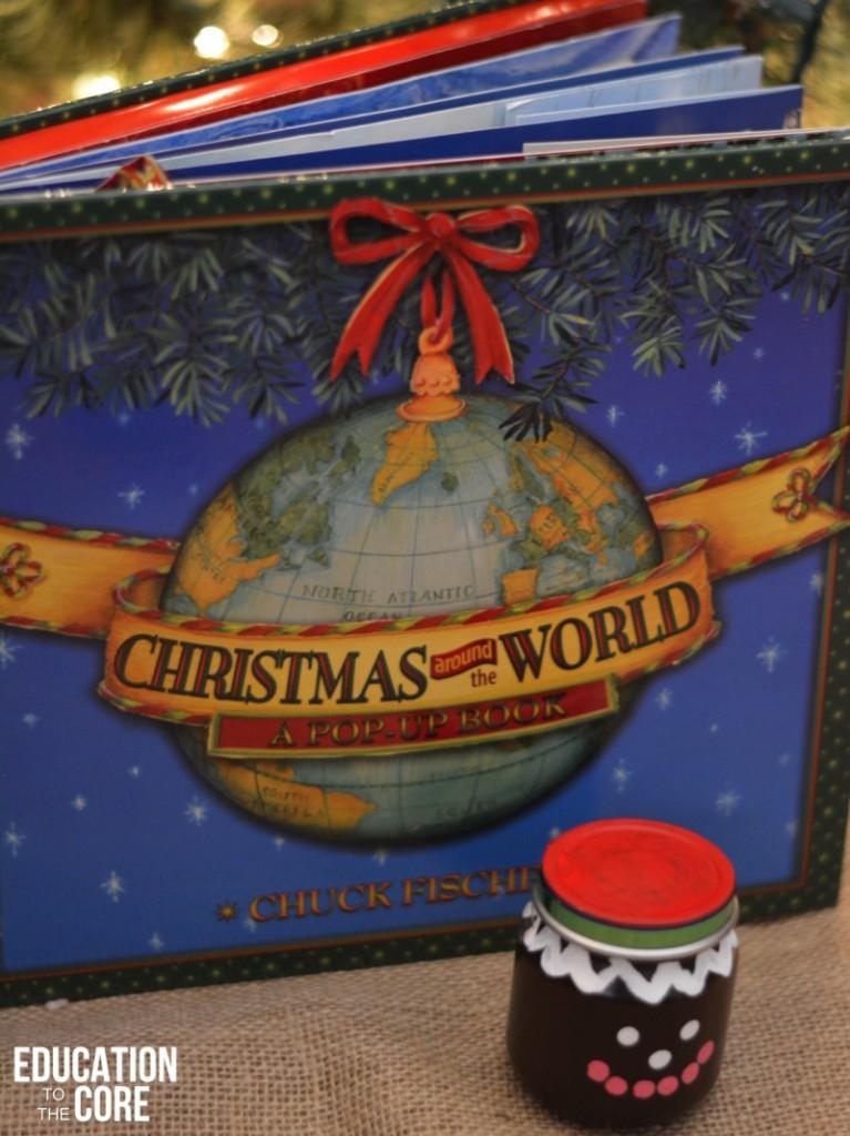 Christmas Around the World Book and Craftivity