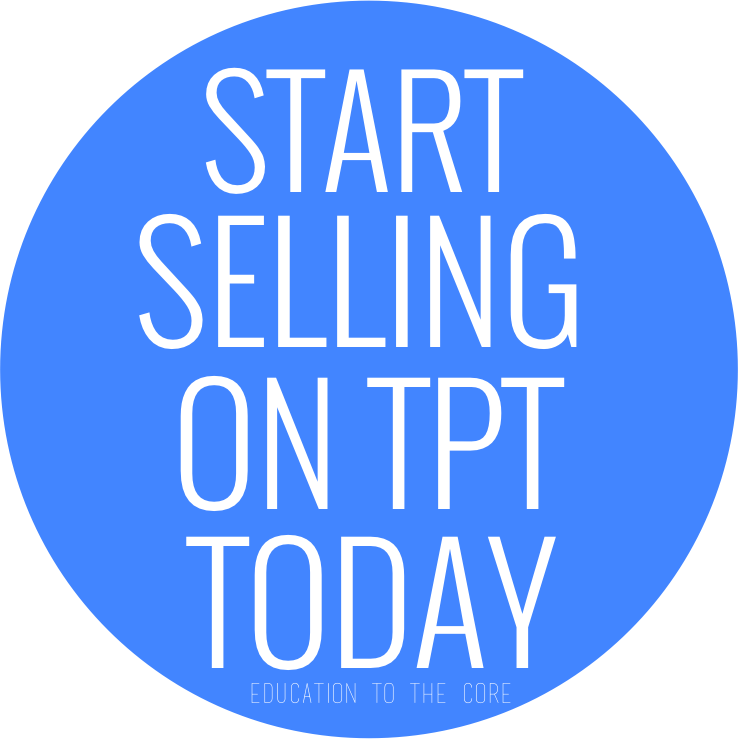 Start Selling On TPT Today!