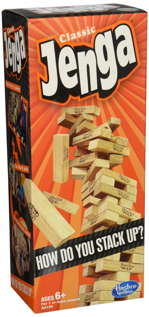 Play Sight Word Jenga!