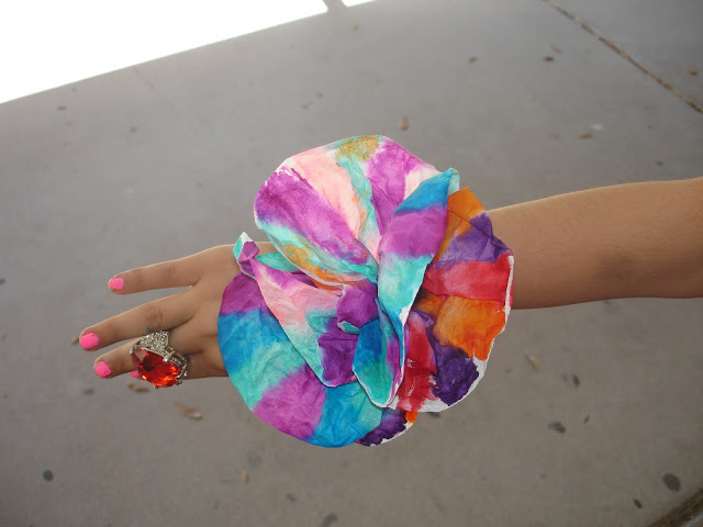 Mother's Day Coffee Filter Craft from Teach-A-Roo
