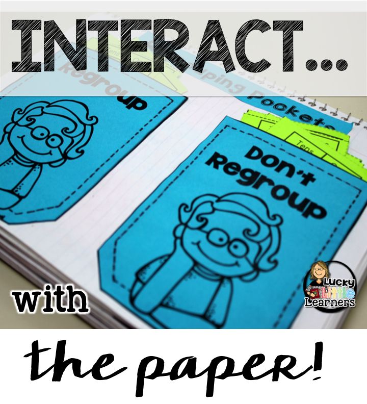 Not Just a Flip Flap:  How We Interact with our Interactive Notebooks