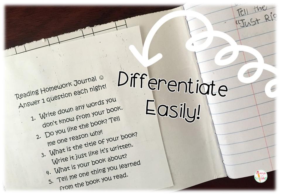 The Illusive Homework Folder:: Differentiate Easily