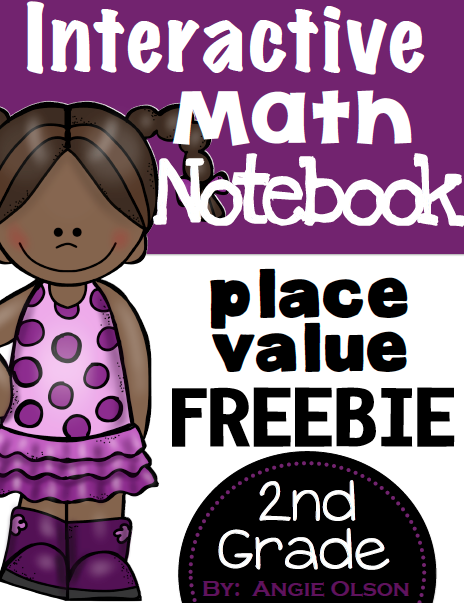 Not Just a Flip Flap:  Interactive Notebook FREEBIE!