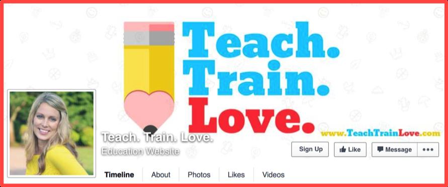 Bevin from Teach.Train.Love