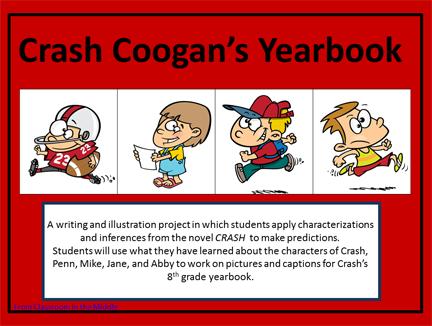 Crash Coogan's Yearbook
