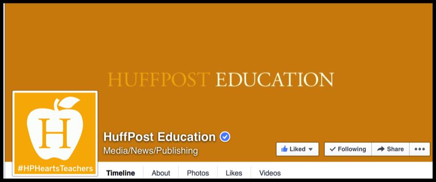 Huff Post Education