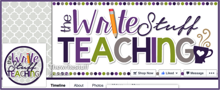 The Write Stuff Teaching