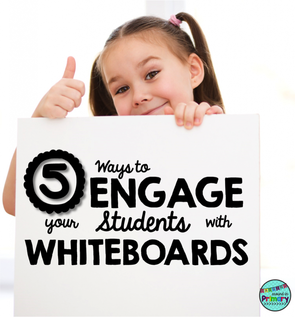 5 Ways to Engage Your Students with Whiteboards