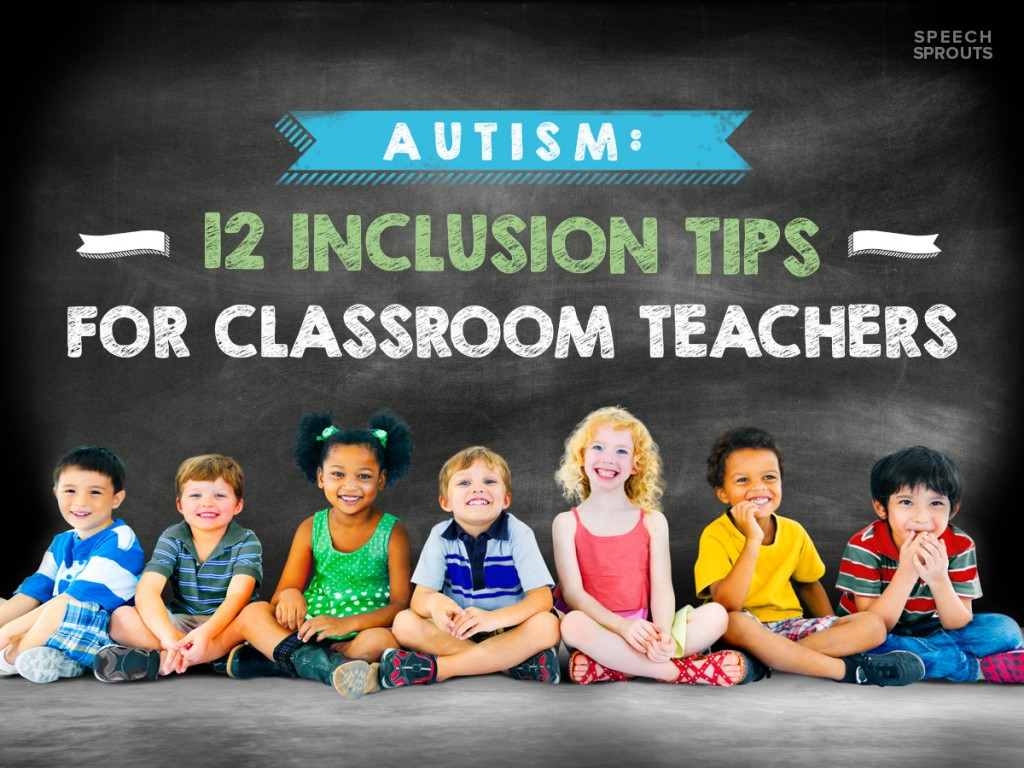 the inclusion classroom In inclusive classrooms, children with and without disabilities are expected to learn to read, write and do math with higher expectations and good instruction children with disabilities learn.