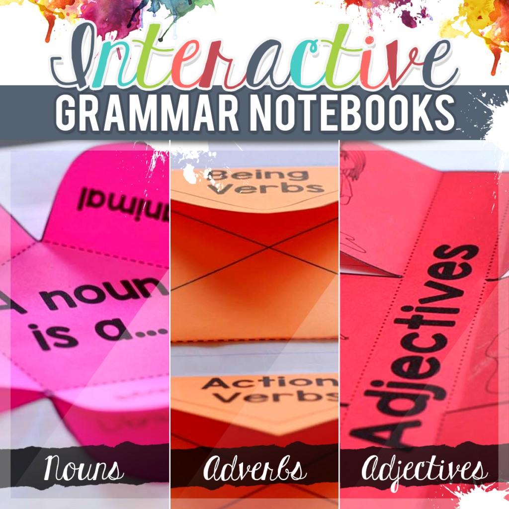 FREE Interactive Notebook Sampler