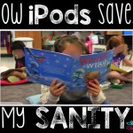 How iPods Saved My Sanity