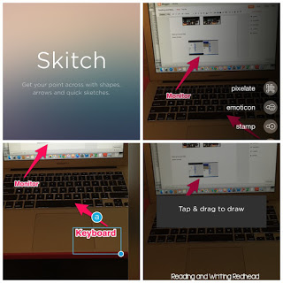 Skitch Collage
