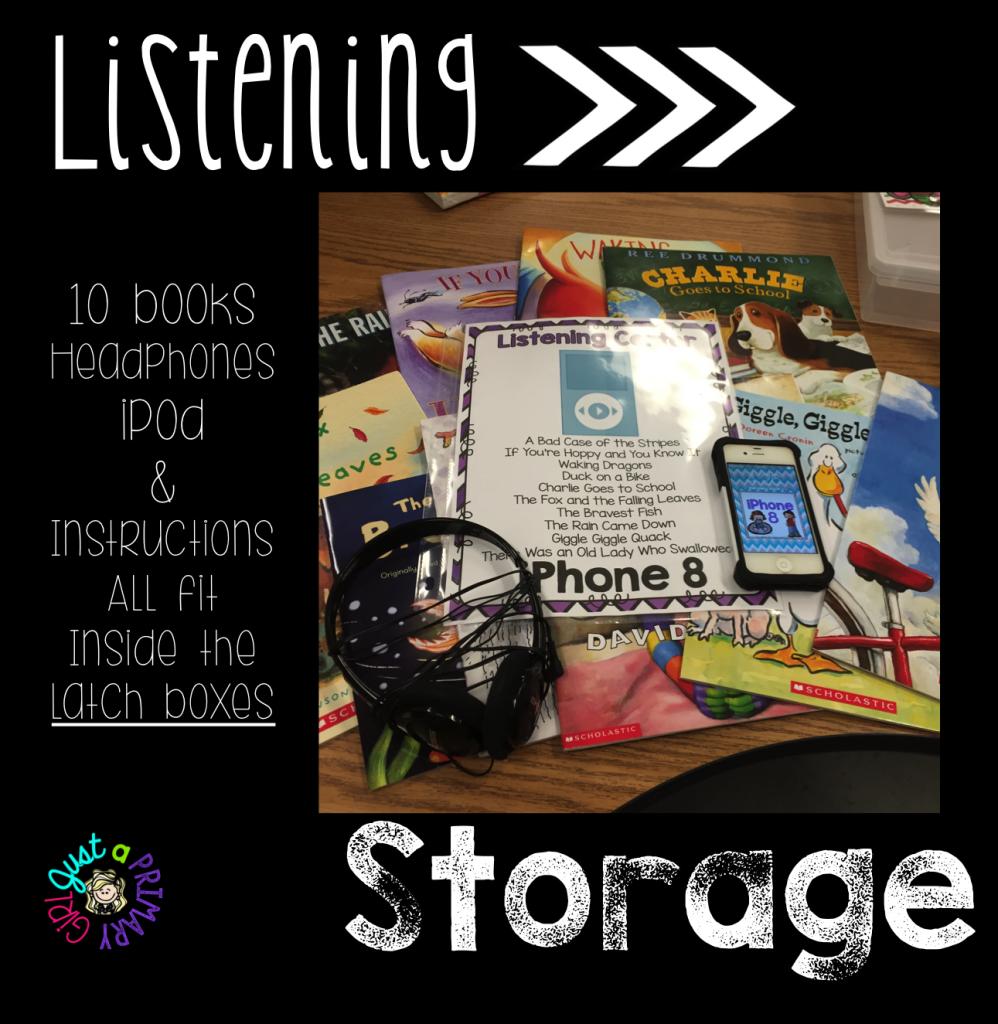 Listening Storage