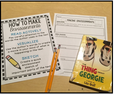 Art and Reading Strategies