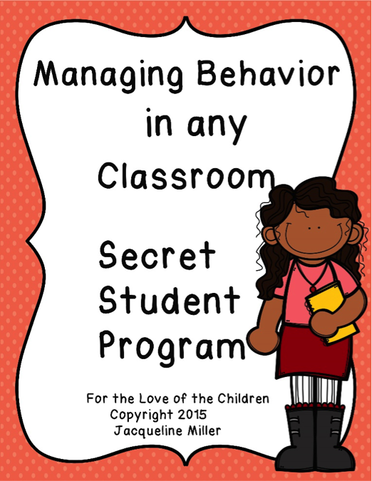 Managing Behavior in Any Classroom