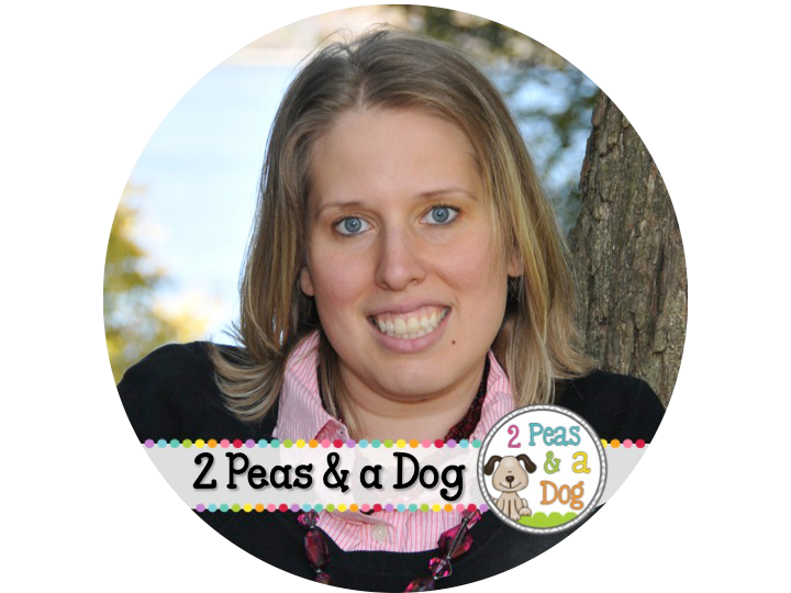 Kristy from 2 Peas and a Dog