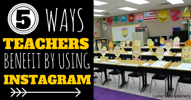 5 Ways Teachers Can Benefit by Using Instagram