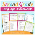Second Grade Assessments Common Core Language